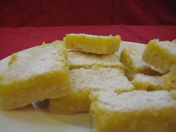 HolidayCookies,LemonSquares