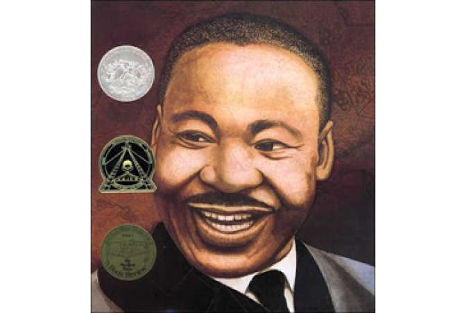 Martin Luther King children's book