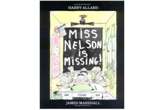 Miss Nelson Is Missing, BTS book