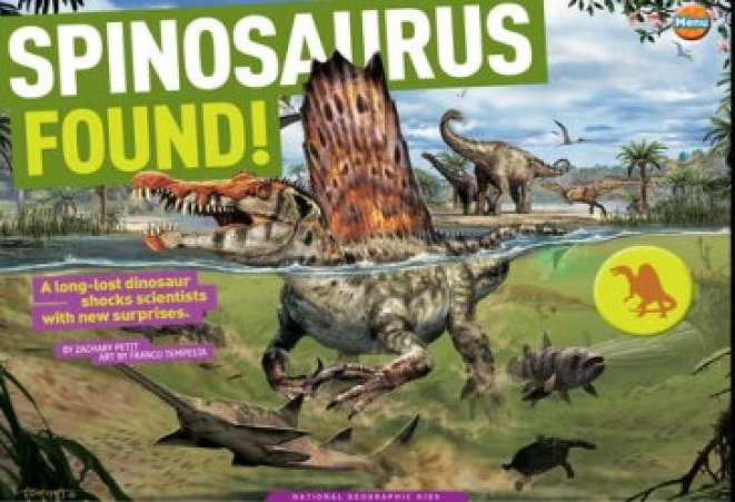 National Geographic Kids App