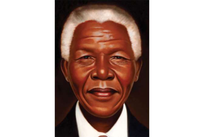 Nelson Mandela, 2013 childrens book