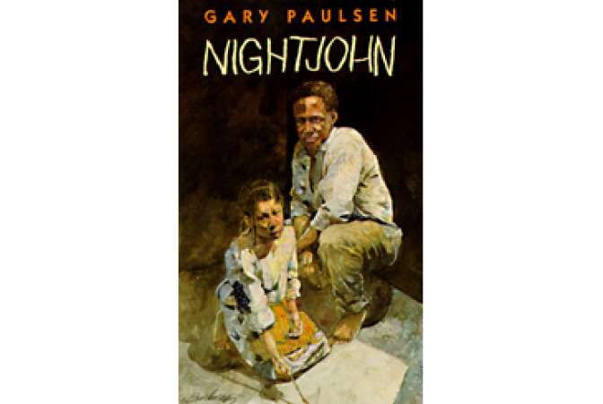 Nightjohn children's book