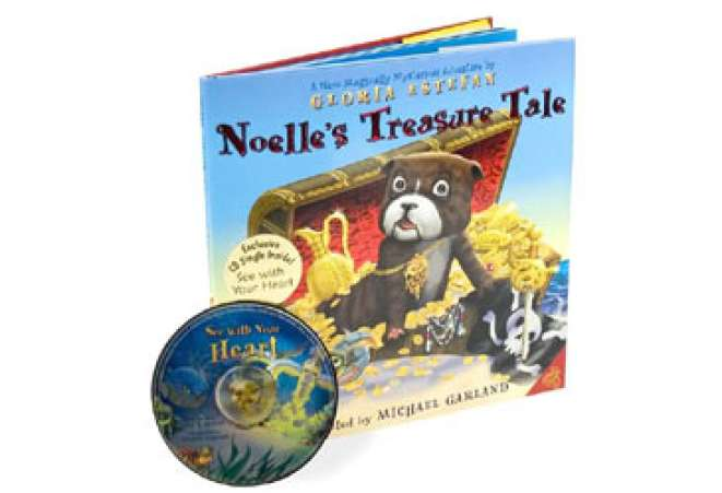 Noelle'sTreasureTale,GloriaEstefan,Children'sBook