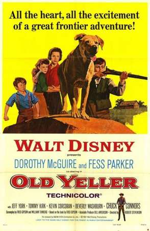Old Yeller Movie