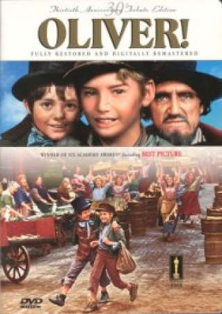 Oliver, Oscar winning movie