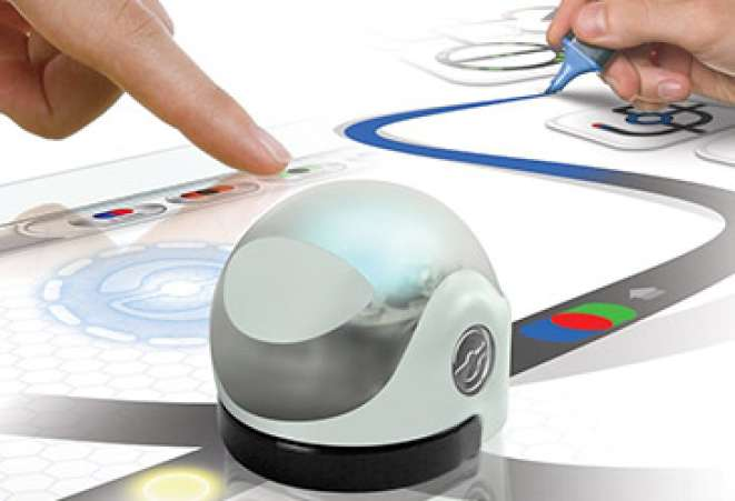 Ozobot programmable robot