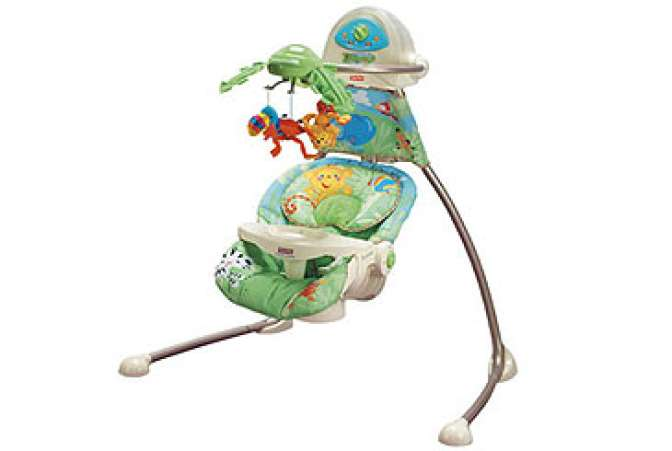 Fisher-PriceInfant,BabyRainforestSwing,Chair