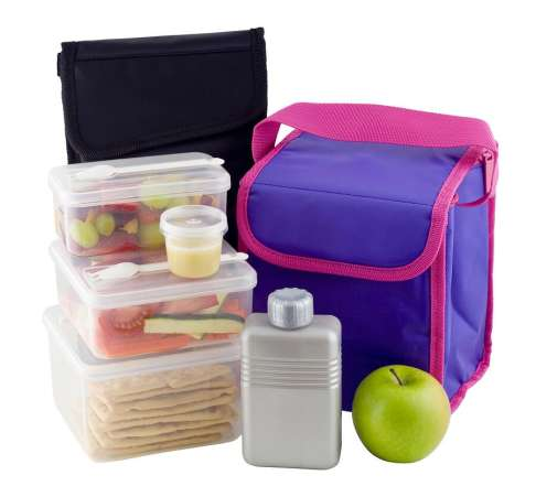 Reusable Lunch Box, Bag