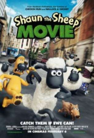 Shaun the Sheep Movie [Not Yet Rated]