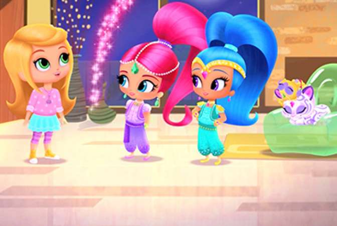 Shimmer and Shine TV show