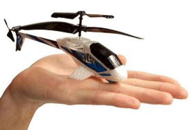 Spin Master Helicopter