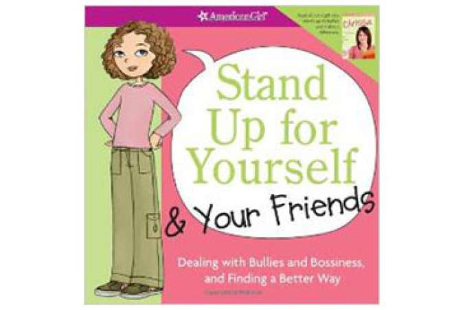 Stand Up for Yourself, American Girl children's book
