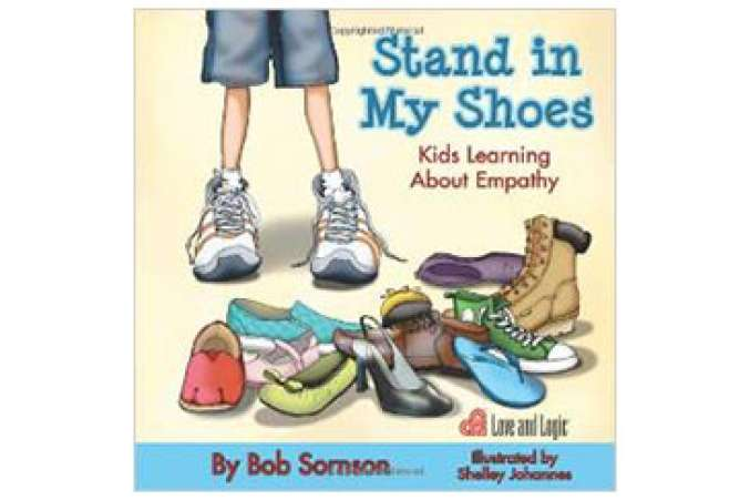 Stand in My Shoes, children's book
