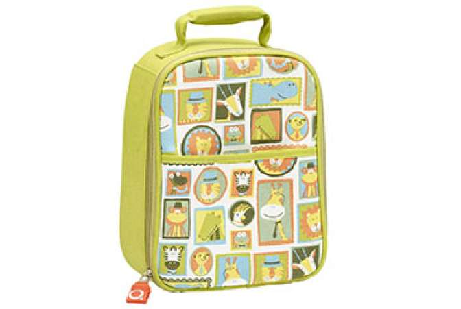 jungle animal lunch box