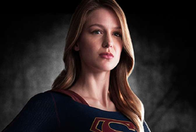 Supergirl TV show