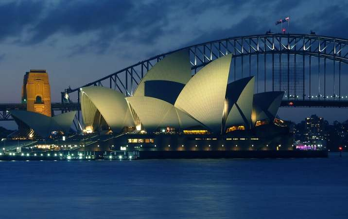 city of Sydney, worldly baby name idea