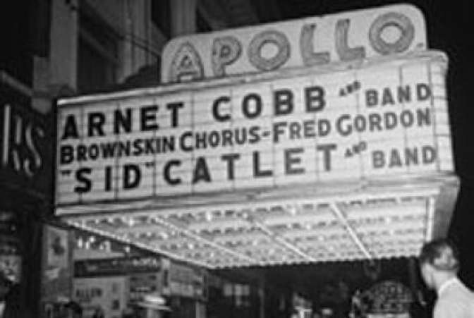 Black and White, Apollo Marquee