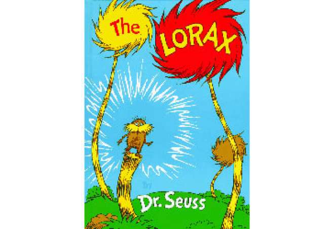 TheLorax,Dr.SeussBook