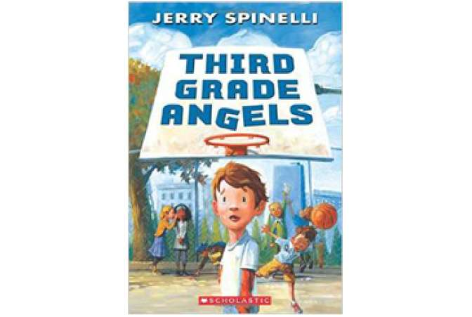 Third Grade Angels, BTS book
