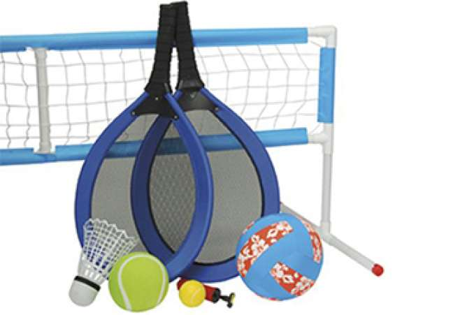 3 in 1 Outdoor Games for Kids