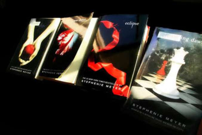 TwilightSeries,FourTwilightBooks