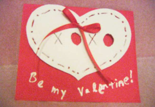 Homemade Valentine Cards for Kids FamilyEducation – Valentines Day Card Kids