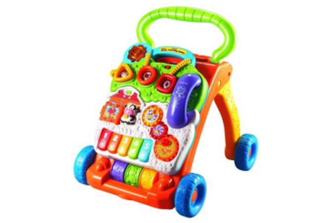 Vtech Sit to Stand Walker toy
