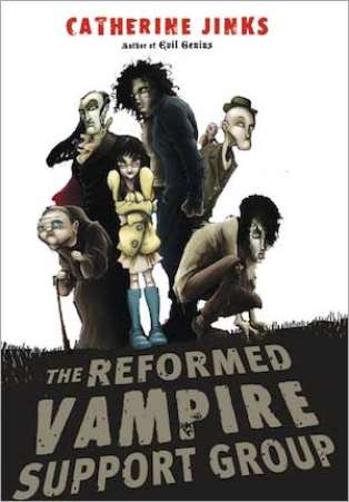Book,TheVampireSupportGroup