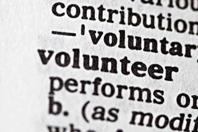 Volunteer Definition