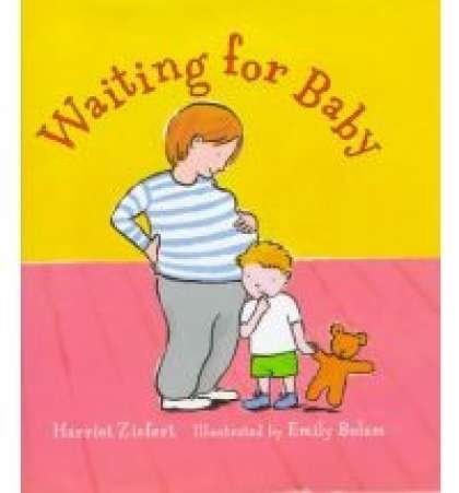 Books for Big Sister or Brother, Waiting for Baby by Zeifert