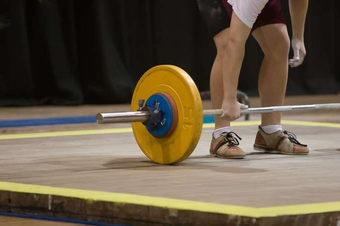 Summer Olympics, Weightlifting