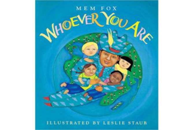 Whoever You Are, diversity children's book