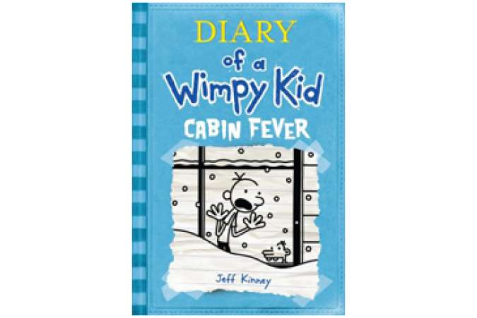 Wimpy Kid 6th book, Cabin Fever