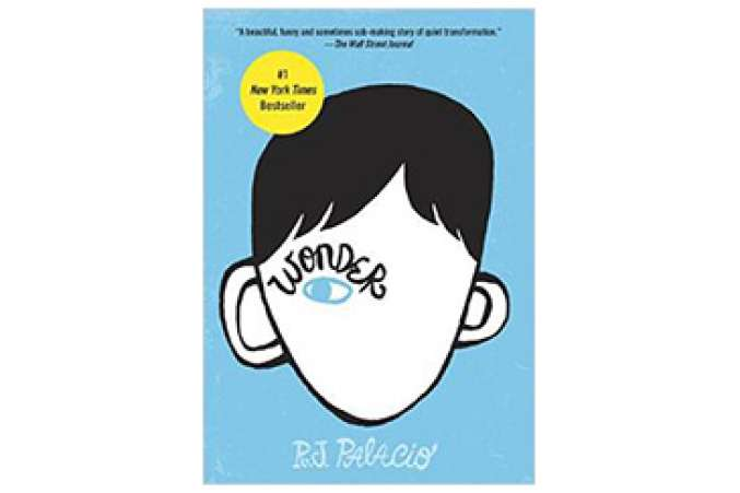 Wonder, chapter book about bullying