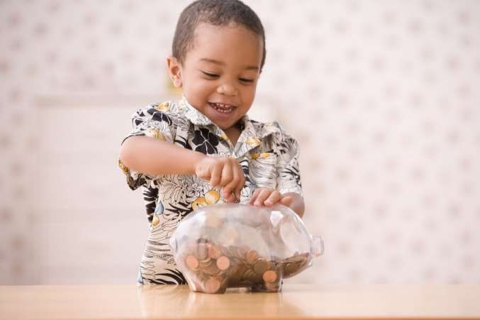 Fun Ways to Teach Younger Kids About Saving