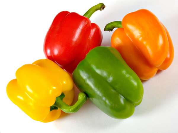 peppers, vegetables