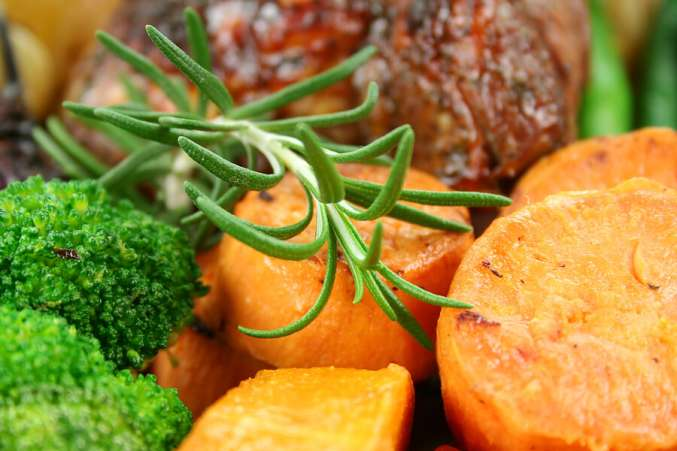 PregnancySuperfoods,BakedSweetPotatoes
