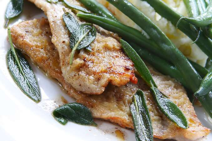 PregnancySuperfoods,VealScaloppini