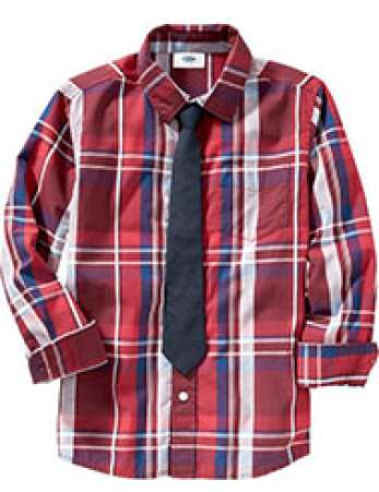 Shirt-and-Tie Sets