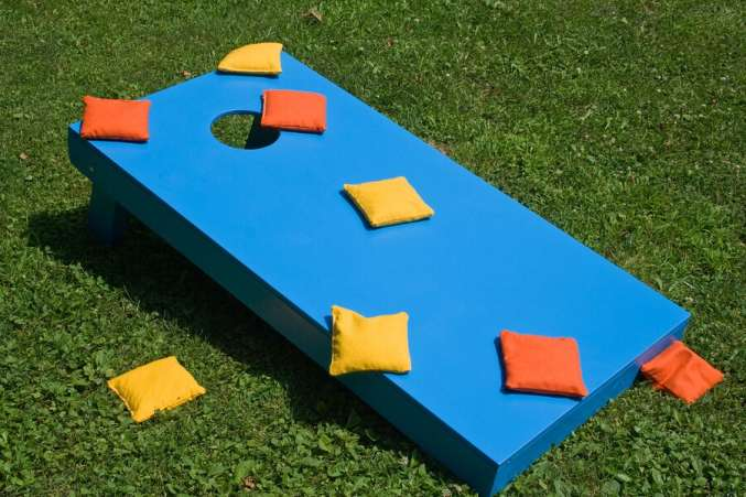 backyard games for kids adults diy outdoor games party bbq