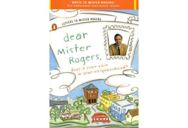 children's books explaining death or grief, Dear Mr. Rogers