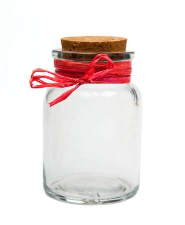 jar for time capsule