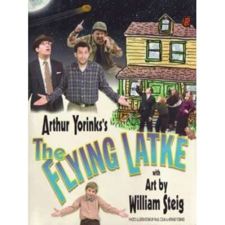 The Flying Latke Book