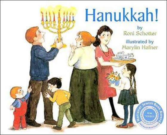 Haunukkah! Book