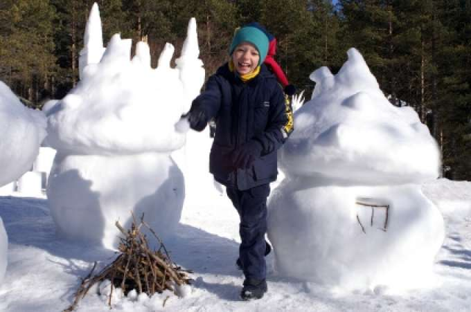 Snow-ThemedActivites,Snow-ThemedCrafts,WinterActivities,SnowSculptures