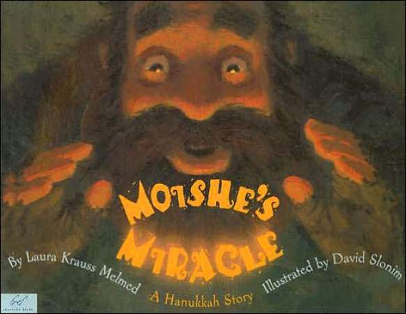 Moishes Miracle Book