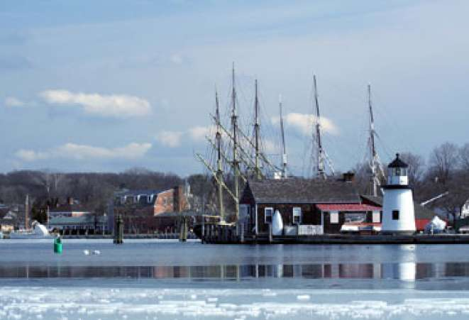Northeast,MysticSeaport,Connecticut