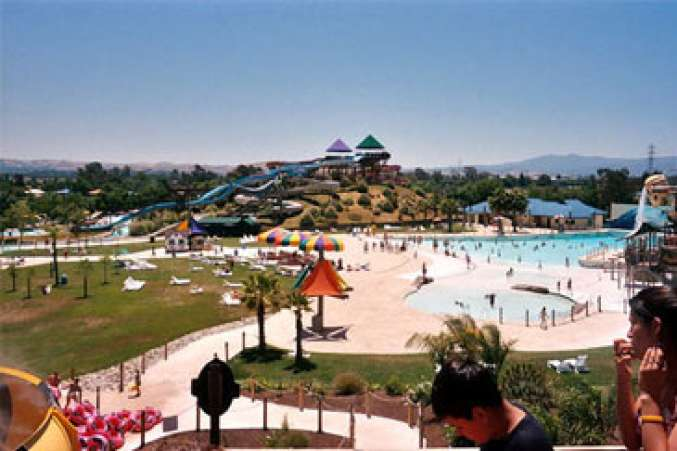 WaterPark,RagingWaters