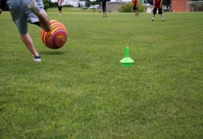 NeighborhoodGames,Kickball,PlayingOutside