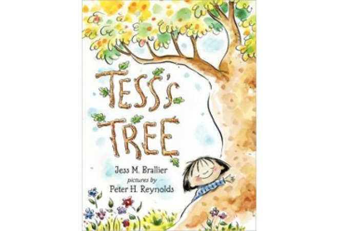 children's books explaining death or grief, Tesss Tree